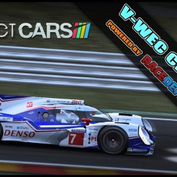 V-WEC Club Racing   Toyota TS040 Hybrid   Livestream Reupload