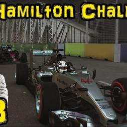 F1 2015 - The Hamilton Challenge - Ep 13: Singapore