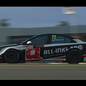 RaceRoom: WTCC14 at Moscow Raceway: Chevy Cruz
