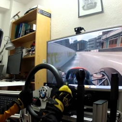 Simracingcoach - Análisis Open Sim Wheel - Parte 2 - LFS