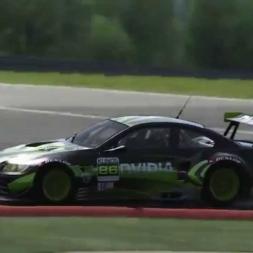 "AC • BMW ""nVIDIA"" GT2 @ Spa-Franchorchamps | E3"