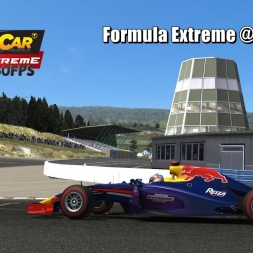 Formula Extreme @ Charade Driver's View - Stock Car Extreme 60FPS