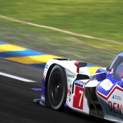 Project Cars * Toyota TS040 * LeMans * Hotlap * with setup