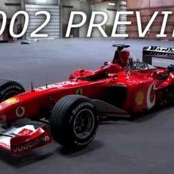 F2002 PREVIEW - ASSETTO CORSA @IMOLA