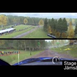 Rally Finland | Stage Jyrmysjärvi