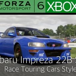 Forza 6 - Subaru Impreza 22B STi