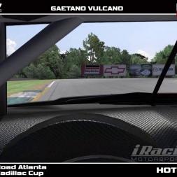 Iracing Cadillac CTS-V -hotlap Road Atlanta 1:20.543
