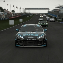 Project Cars - GT4 Race, gotta love this class!