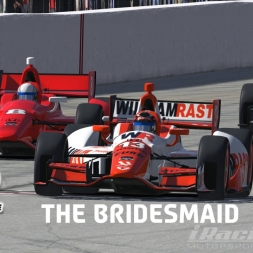 """iRacing: The Bridesmaid"" (DW12 at The Milwaukee Mile)"