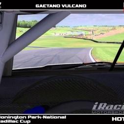 Iracing Cadillac CTS-V @ Donington Park HOTLAP 1:05.1