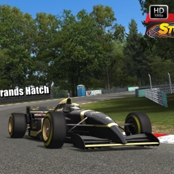 Formula V12 @ Brands Hatch Driver's View - Stock Car Extreme 60FPS