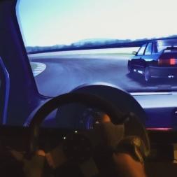 """Assetto Corsa: Online Battle - Abarth 500 S1 vs BMW M3 E30 - Mugello [TV 40"""" :)]"""