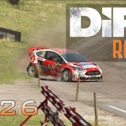 DiRT Rally Gameplay: Rallycross is Fun? (60FPS) - Episode 26