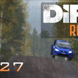 DiRT Rally Gameplay: Modern Masters Review (v0.9) - Episode 27