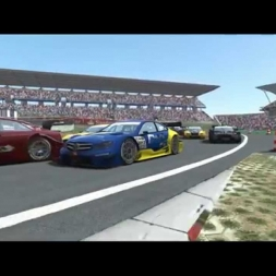 rFactor 2 in Slow motion......