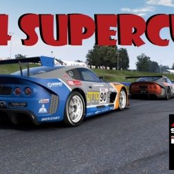 GT4 Supercup Round 2: Oschersleben Feature Race