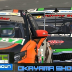 iRacing BSRTC Pro Showdown Race 2 at Okayama
