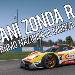 Let's Play | Project CARS | Pagani Zonda R
