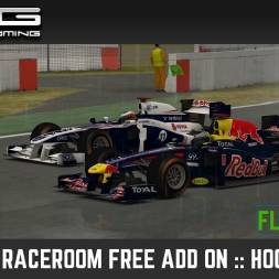 Flashback :: Race 07 ::Formula Raceroom Add On (Free) :: Rain