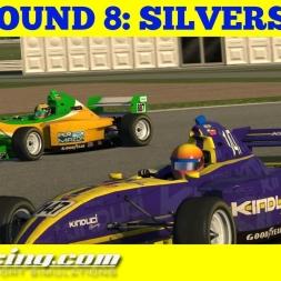 iRacing AOR Pro Mazda Championship S4 Round 8: Silverstone
