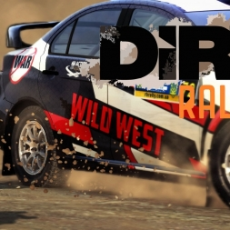 Dirt Rally - Lancer Evo X in Greece
