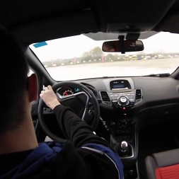 drivingcamp   Ford Fiesta ST   Driving Training