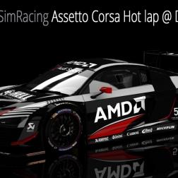 F1Simgames Assetto Corsa Audi R8 @ Donington GP