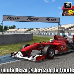 Formula Reiza @ Jerez de la Frontera Driver's View - Stock Car Extreme 60FPS