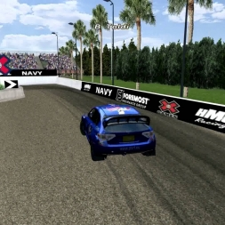 PSRL vs. OBHUNRACING XGames   Subaru Impreza WRC   Drift
