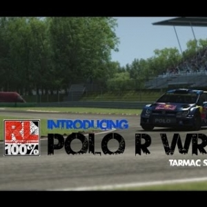 Introducing Polo R WRC for Assetto Corsa