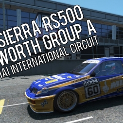 Let's Play | Project CARS | Ford Sierra RS500 Cosworth Group A