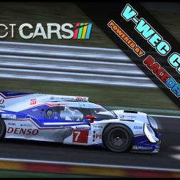 Toyota TS040 Hybrid @ Spa| V-WEC Club Racing | Livestream Reupload