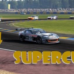 GT4 Supercup Round 3: Le Bugatti Circuit Sprint Race