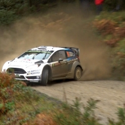 WRC Wales Rally GB 2015 [Pure Sound - HD]