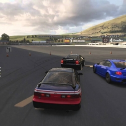 Forza Motorsport 6 Racing with the Acura Integra #3 (60fps)