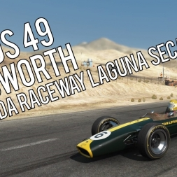 Let's Play | Project CARS | Lotus 49 Cosworth
