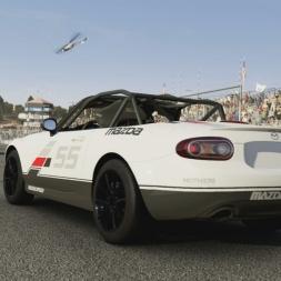 Forza Motorsport 6 Showcase MX 5 Spec race (60fps)