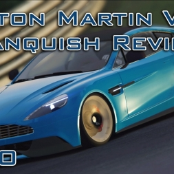 Assetto Corsa: Aston Martin V12 Vanquish Review - Episode 70