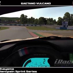 IRACING BMW Z4 GT3 @   OKAYAMA  (TEST) 1:27.654