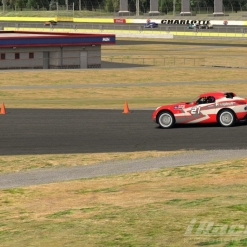 iRacing.com | iRacers.hu - VSR Rookie Cup 2015/2016 | R1 Charlotte Motor Speedway