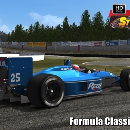 Formula Classic @ Varano Driver's View - Stock Car Extreme 60FPS