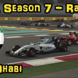 F1XL Season 7 Race Highlights - Round 5: Abu Dhabi