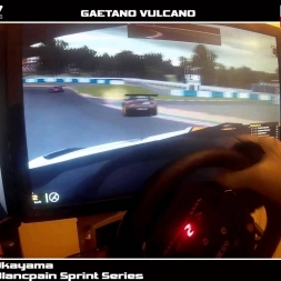 IRACING BLANCPAIN SPRINT SERIES @ OKAYAMA BMW Z4 GT3