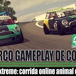 [TRC101] Stock Car Extreme: corrida online animal c/ Minis @ MoSport