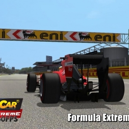 Formula Extreme @ Monza Driver's View - Stock Car Extreme 60FPS