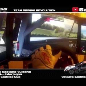IRACING CADILLAC CUP  FULL  RACE  @ INTERLAGOS