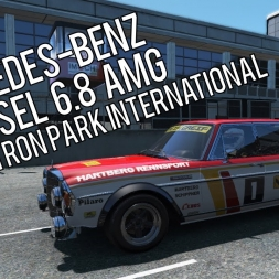 Let's Play | Project CARS | Mercedes-Benz 300SEL 6.8 AMG
