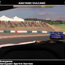 IRACING BSS BMW Z4 GT3 @ OKAYAMA TEST STREAMING TWITCH