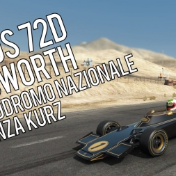 Let's Play | Project CARS | Lotus 72D Cosworth