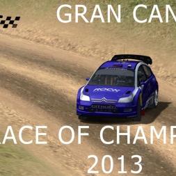 PSRL Race of Champions 2013 | Balázs Toldi vs. Zdeněk Šmarda | Balazs Toldi OnBoard